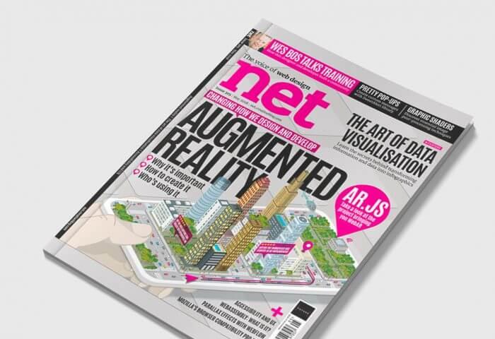 Net 305 Cover